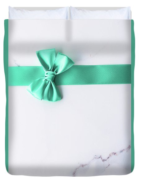 Happy Holidays Iv Duvet Cover