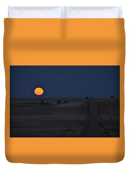 Harvest Moon 2 Duvet Cover
