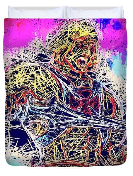 He - Man Duvet Cover