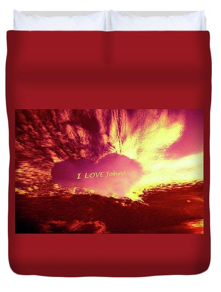Heart 5 Duvet Cover