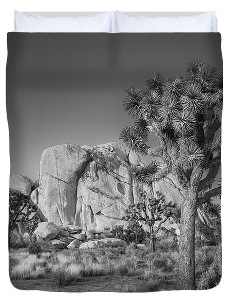 Hidden Valley Rock Duvet Cover