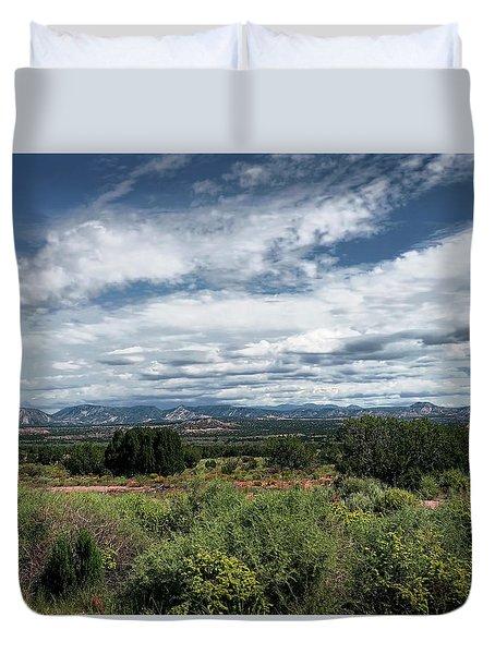 High Plains Duvet Cover