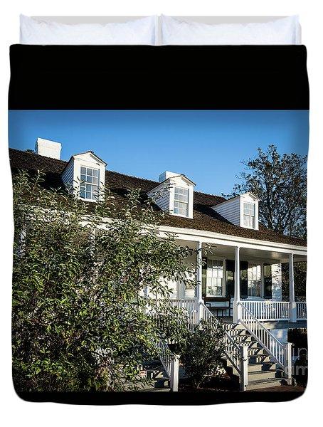 Historic Meadow Garden Augusta Ga Duvet Cover
