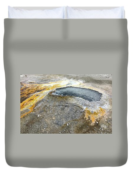 Honey Pot Duvet Cover