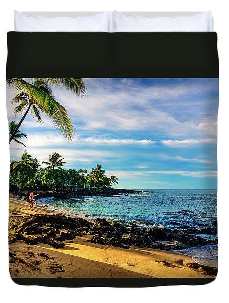 Honl Beach Duvet Cover