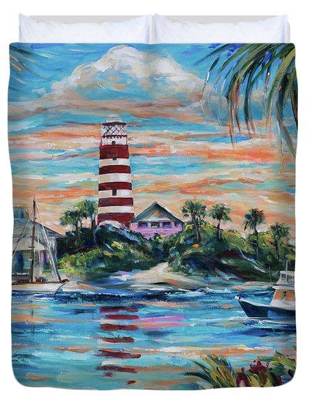 Hopetown Paradise Duvet Cover