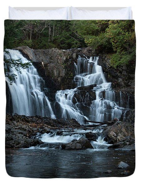 Houston Brook Falls Duvet Cover