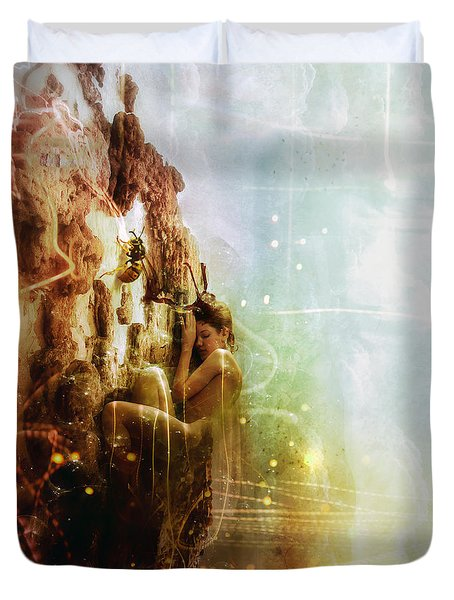 How To Disappear Completely Duvet Cover