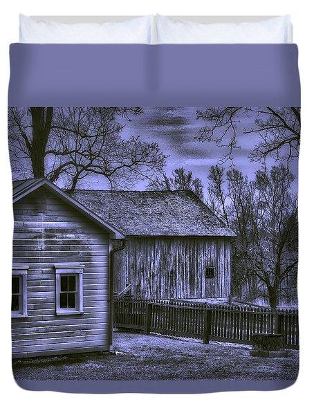 Humble Homestead Duvet Cover