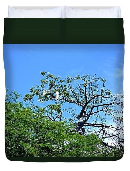 Ibis Risen Duvet Cover