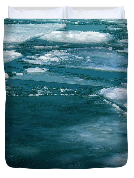 Ice 2 Duvet Cover