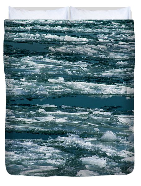 Ice Cold Duvet Cover