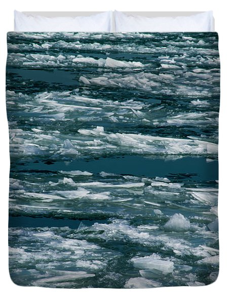Ice Cold With Filter Duvet Cover