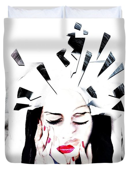 Idea Duvet Cover