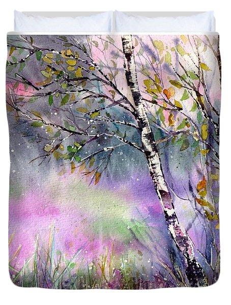 Idyllic Meadow Duvet Cover