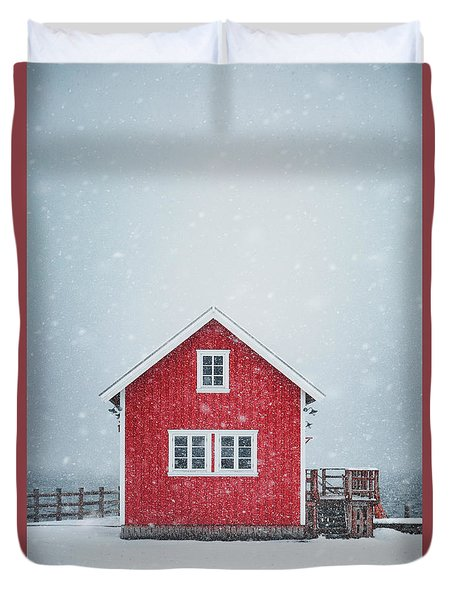 If My Heart Was A House Duvet Cover