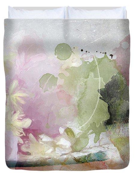 Ikebana Duvet Cover