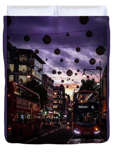 Illuminated Duvet Cover