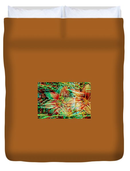 Illusions Duvet Cover