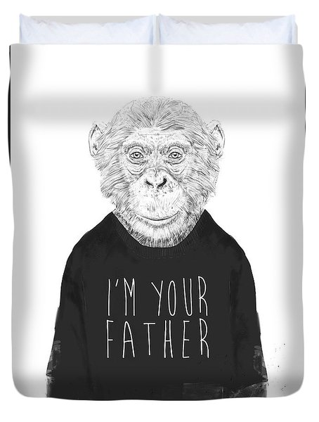 I'm Your Father Duvet Cover