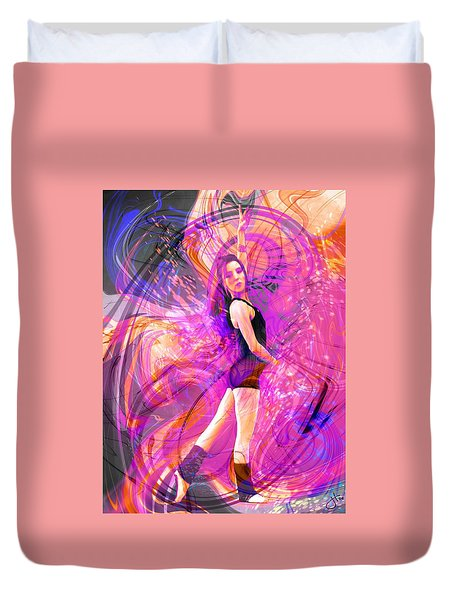 Immortal Memory Duvet Cover