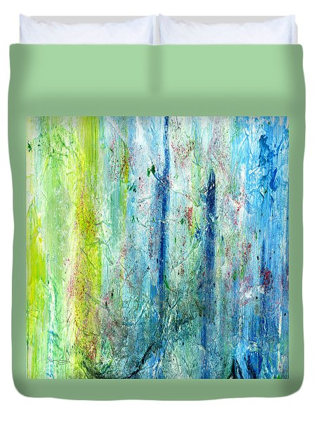 In All Creation Duvet Cover