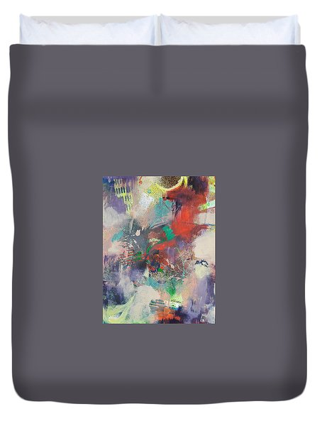 In Search Of Hope Duvet Cover