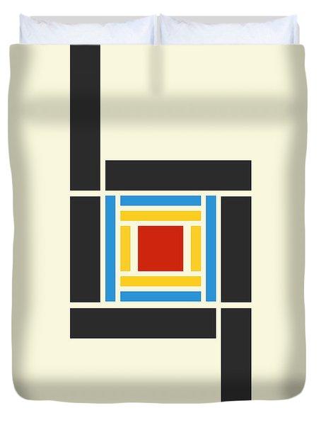 Inca King Duvet Cover