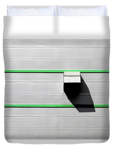 Industrial Minimalism 47 Duvet Cover