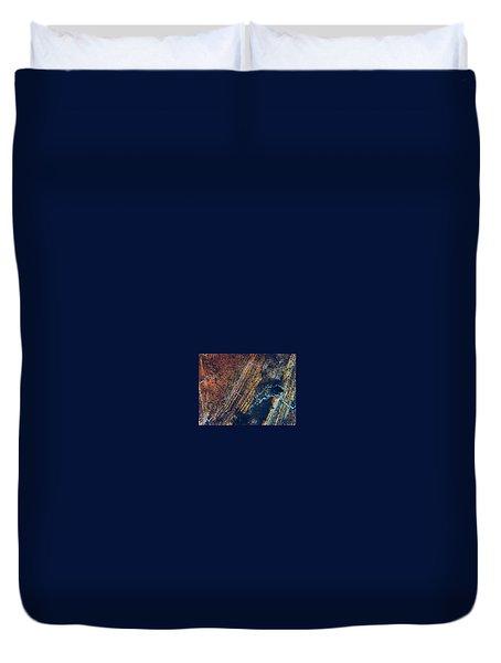 Ingrained Duvet Cover