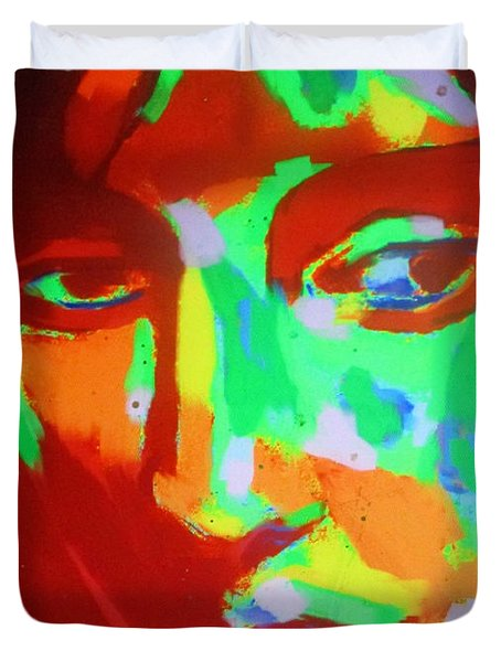 Self Conscious Duvet Cover