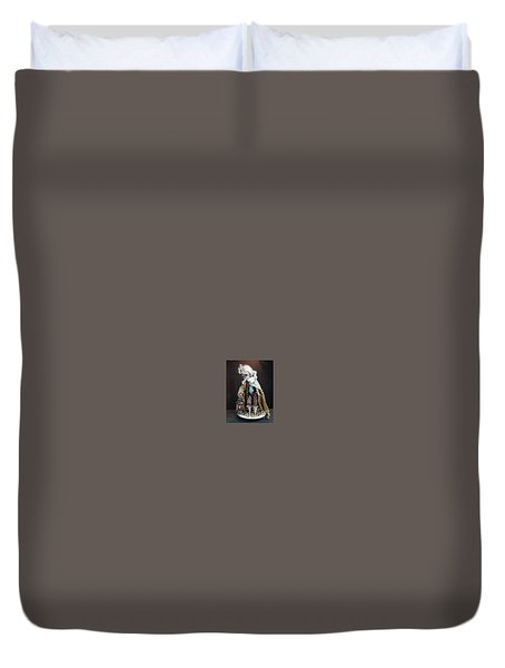 Into The Dark Duvet Cover