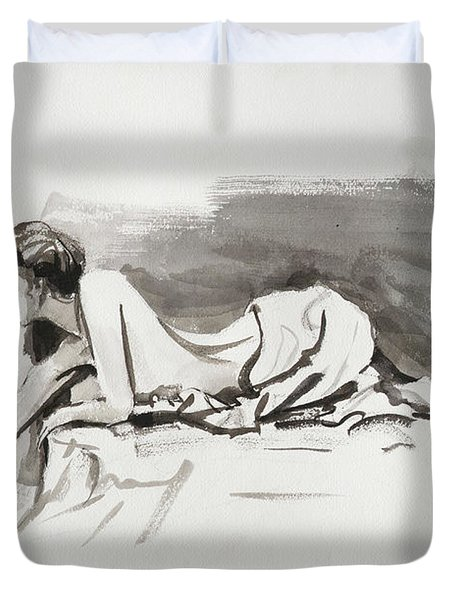 Introspection Duvet Cover
