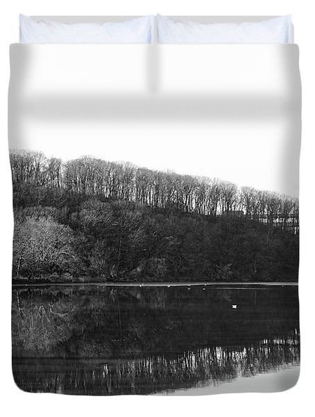 Inwood Reflections Duvet Cover