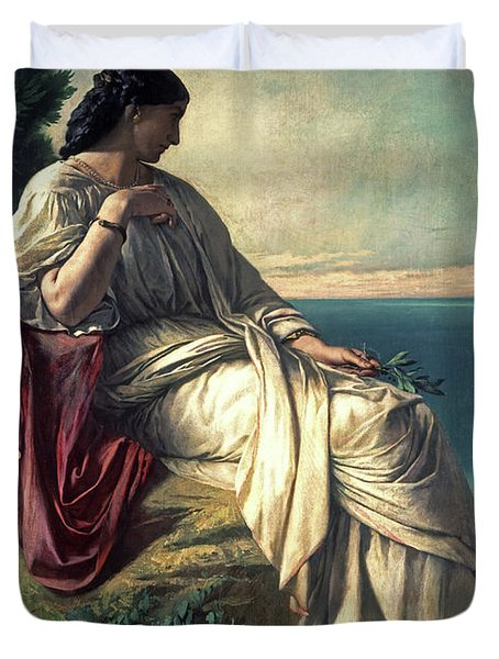 Iphigenia Duvet Cover
