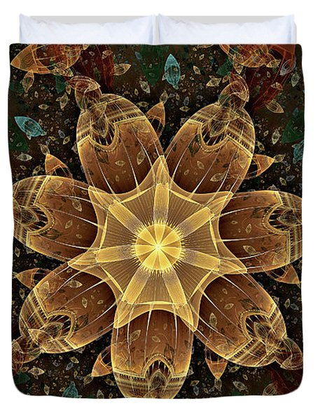 Isaiah Duvet Cover