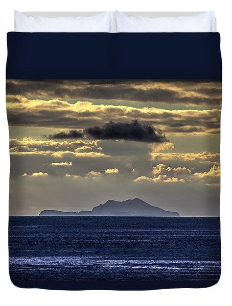 Island Cloud Duvet Cover