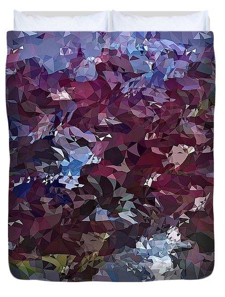 It's Lilac Duvet Cover