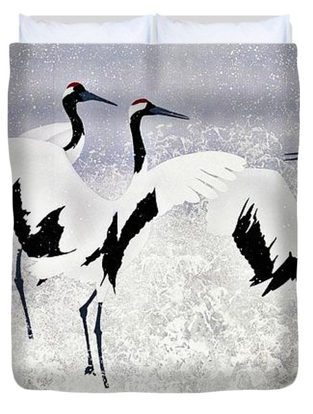 Japanese Modern Interior Art #113 Duvet Cover