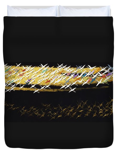 Japanese Modern Interior Art #114 Duvet Cover