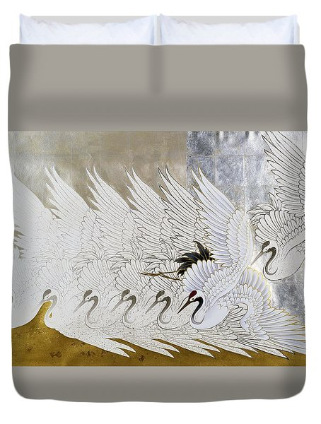 Japanese Modern Interior Art #128 Duvet Cover