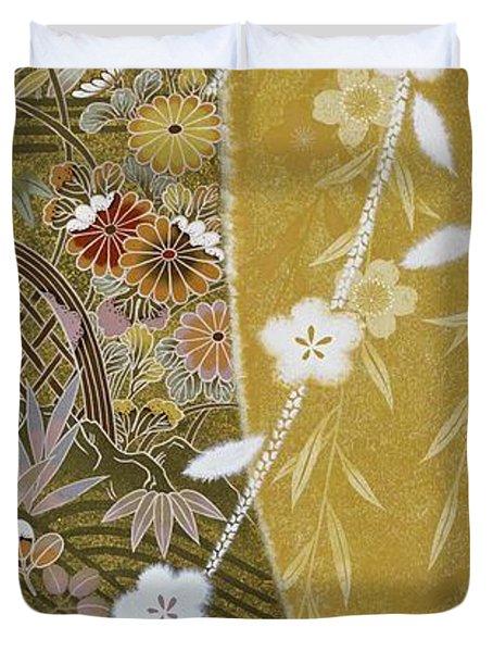 Japanese Modern Interior Art #163 Duvet Cover