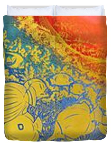 Japanese Modern Interior Art #192 Duvet Cover