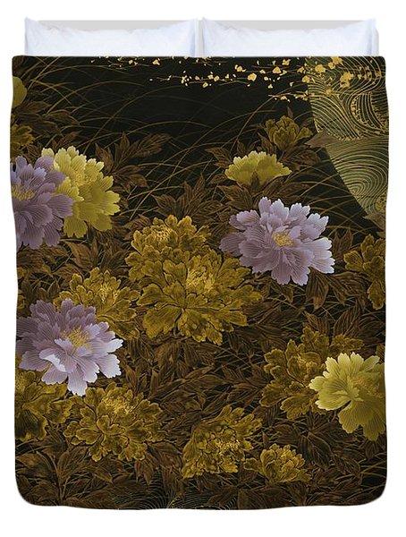 Japanese Modern Interior Art #21 Duvet Cover