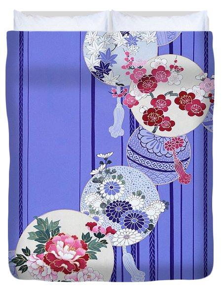Japanese Modern Interior Art #79 Duvet Cover