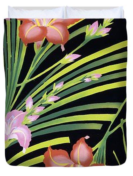 Japanese Modern Interior Art #81 Duvet Cover
