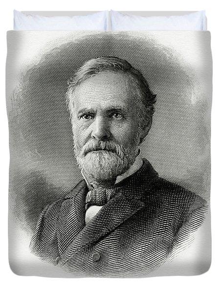 John Sherman Duvet Cover
