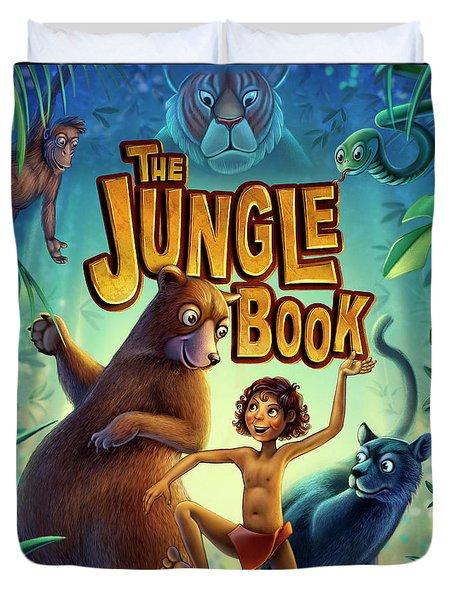 Jungle Book Duvet Cover