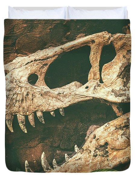 Jurassica Duvet Cover
