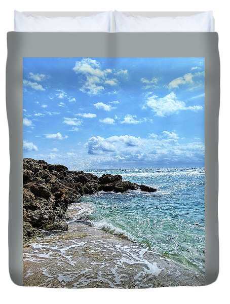 Just Beachy Duvet Cover